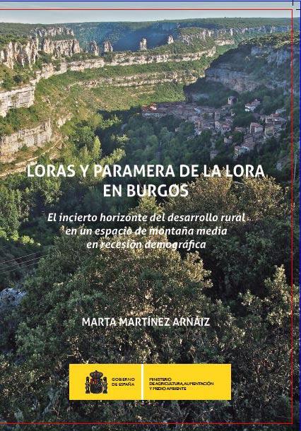 Loras y Paramera de la Lora en Burgos