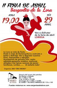 Feria de abril en Sargentes @ Oro negro | Sargentes de la Lora | Castilla y León | España