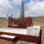 Monumento campo petrolífero