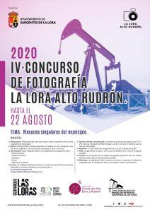 Cartel del Concurso de Fotografía 2020