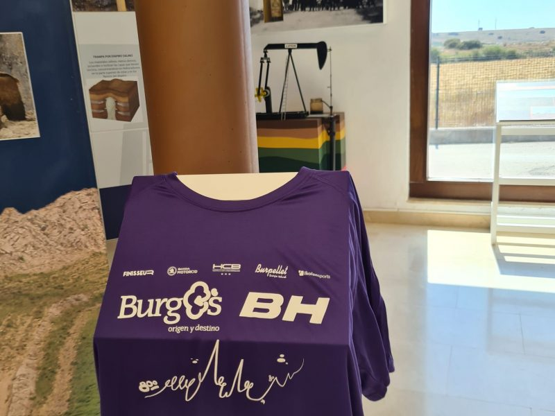 camiseta #burgosbh